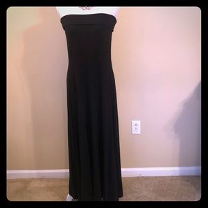 Convertible Tube Maxi Dress Skirt